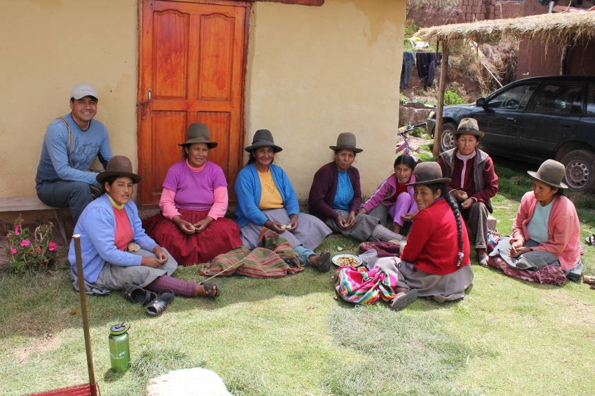Womens Weaving Council